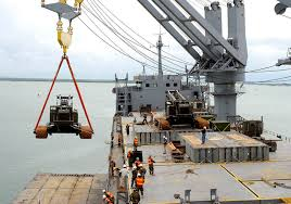 deck officer study guide 12 important checks for deck lifting equipment on ships