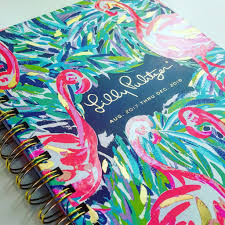 Lilly Pulitzer by Lilly Pulitzer Agenda 2017 2018 Review