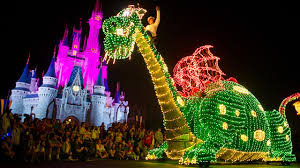 disney world light parade magic kingdom is about to set a record for the longest nighttime