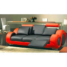 canap relax simili cuir canape 3 places noir canape 2 et 3 places cuir canapa sofa divan