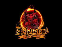 Six Flags Logo El Diablo Is Coming To Six Flags Great Adventure