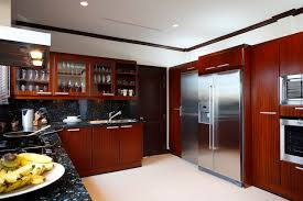 How To Clean Kitchen Cabinet Doors How To Clean Grimy Kitchen Cabinets With 2 Ingredients One
