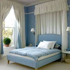 Curtains For Bedrooms Curtains For Blue Bedroom Trafficsafety Club