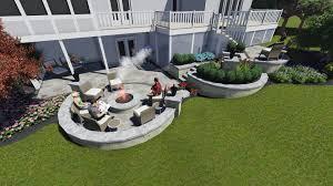 walkout basement patio basements ideas