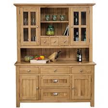 oak buffet u0026 hutch 1700x570x2130mm