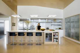 kitchen island with wine storage 5 wine storage ideas for the kitchen contemporist