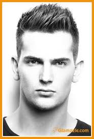 mens short hairstyles middle pinterest men haircuts hot spike hairstyle for guys with short
