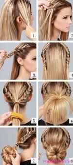 Frisuren Lange Haare Stylen by Schulterlange Haare Stylen Frauen
