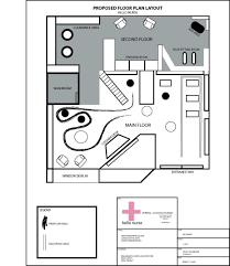 flooring optical store floor plan architecture design zeospot