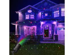 Landscape Light Timer Suaoki Laser Landscape Light Green Projector With Blue