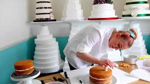 y u0026yw how to wedding cake youtube