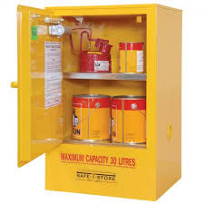 flammable liquid storage cabinet 30l flammable liquid storage cabinet spill ready