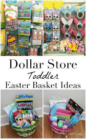 toddler approved dollar store easter basket ideas the crazy