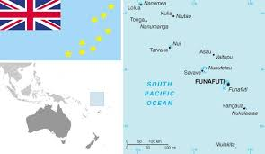 map of tuvalu about the food of tuvalu global table adventure