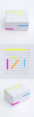 word search wrapping paper original papel para envolver tus regalos word search wrapping