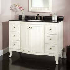 white bathroom vanity 48 inch kitchen u0026 bath ideas amazing