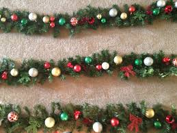 garland made cheap 4 00 garland from michael u0027s and dollar store