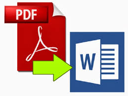 Pdf To Word Convert Pdf To Word Documents File For 5 Seoclerks