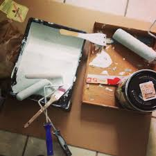 supplies for painting a room interior design