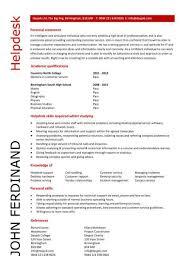 Help Desk Administrator Job Description It Resume Help Resume Samples And Resume Help