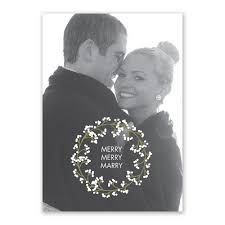 wedding wreath card save the date invitations by