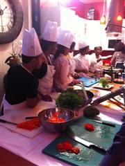 cours de cuisine gastronomique cours de cuisine repas gastronomique le loft du chef est une