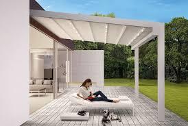 sun resistant retractable pergola u0026 roof systems malibu shade