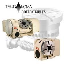 tsudakoma rotary table manual koma precision inc showroom production machining