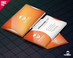 Free Business Card Maker Download Download Business Card Design Psd Free Psddaddy Com