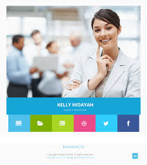 Bootstrap Resume Template Kelly U2013 Free Bootstrap Cv Resume Html Template Bootstraptaste