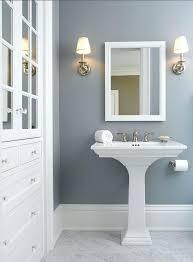 blue bathroom wall panels best paint colors popular ideas for