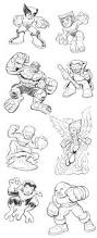 righteous judgment superhero squad wolverine colouring pages 2