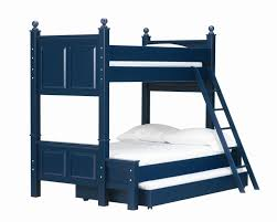 lang madison twin over full bunk bed with trundle bed ahfa