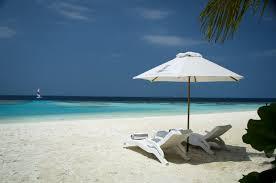Beach Umbrella And Chair Beach Chairs Wallpaper Wallpapersafari