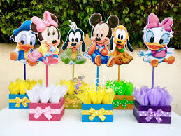 mickey mouse clubhouse centerpieces baby mickey mouse clubhouse birthday party wood guest table