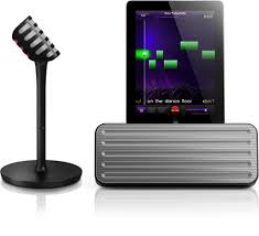 Living Room Bluetooth Speakers Philips Teams Up With Starmaker To Bring The Singing Reality