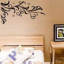 Wall Pictures For Living Room by Tree Branch Wall Stickers Climbing Vine And Circles Black Art