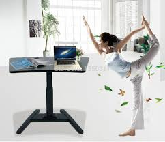 Sit Stand Desks by Aliexpress Com Buy Sit Stand Desk Lift Desk The Desk Office