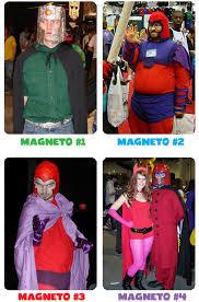 Magneto Halloween Costume Comic Coverage Poll Choose Bizarro Magneto
