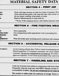 Ghs Safety Data Sheet Template From Msds To Sds Creative Safety Supply