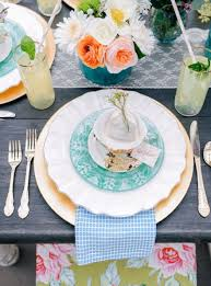 Informal Table Setting by 15 Stylish Wedding Table Setting Ideas For Every Couple Brit Co