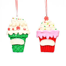 find the cupcake ornament by ashland at