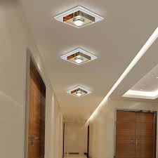 In Ceiling Light Modern Ceiling Lights For Hallway Ceiling Lights