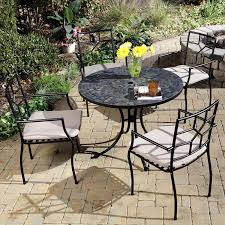 slate dining table set amazon com home styles 5601 3081 stone harbor 5 piece outdoor