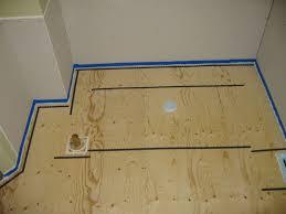 reno ready floors floor levelling