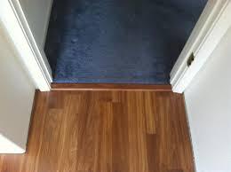 Where To Start Laying Laminate Flooring Wood Laminate Floor Transitions Doorway House Design Starting