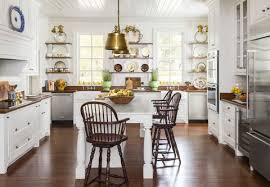 kitchen with white cabinets and wood countertops 16 best white kitchen cabinet paints painting cabinets white