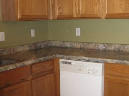 granite countertop retro kitchen cabinet handles backsplash tile