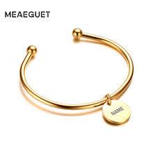 Personalized Bangle Bracelet Online Get Cheap Personalized Bangle Bracelet Aliexpress Com