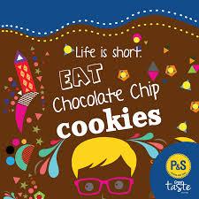 perera u0026 sons bite into our scrumptious chocolate chip facebook